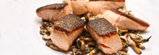 salmón receta